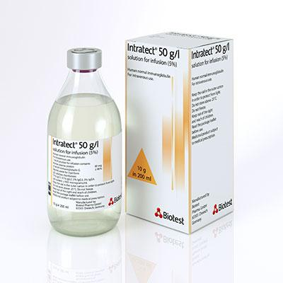 INTRATECT 50 G/L - Product Image