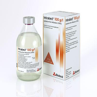 INTRATECT 100 G/L - Product Image